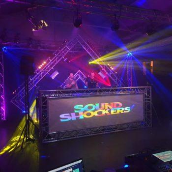 Soundshockers Live @PAR-AV